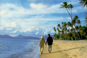 A second honeymoon is the perfect way to enjoy the simplicity of togetherness