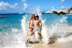 A family vacation in the Caribbean is the perfect way to spend a school break.
