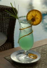 Photo of a  Tropical Tease Cocktail Drink