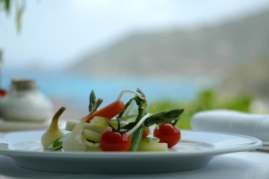 St Barths Dining