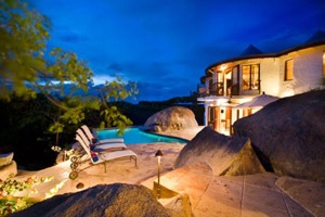 WIMCO Villa On the Rocks, Virgin Gorda