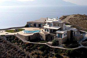 WIMCO Villa Aeolos, Mykonos