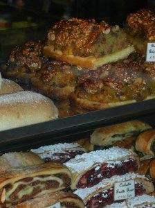 Desserts in Florence