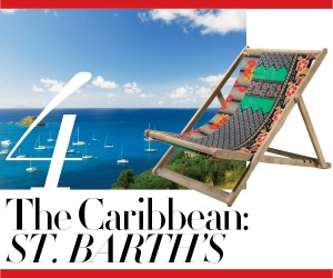 The Caribbean: St. Barths