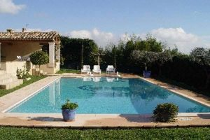 poolside at WIMCO Villa AZR 188